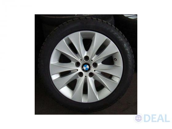 Jante iarna BMW M-packet, plus cauciucuri / anvelope