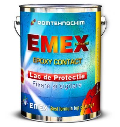 Lacul Epoxidic de Sigilare  EMEX Epoxy Contact
