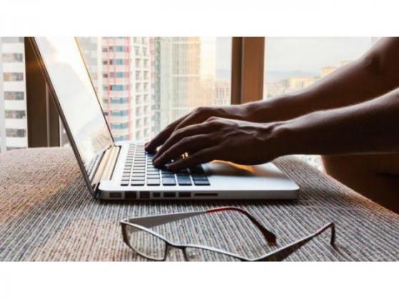Oferta online. Activitate pe net