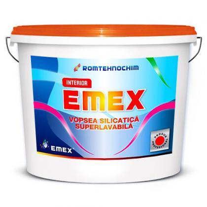 Vopsea Lavabila Silicatica Interior EMEX