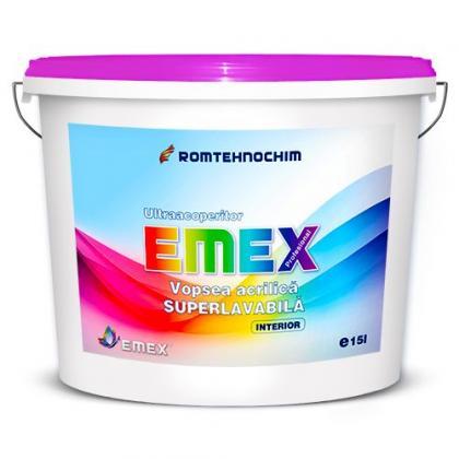 Vopsea Superlavabila de Interior EMEX