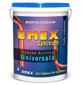 Vopsea Acrilica Universala EMEX SPECTRUM