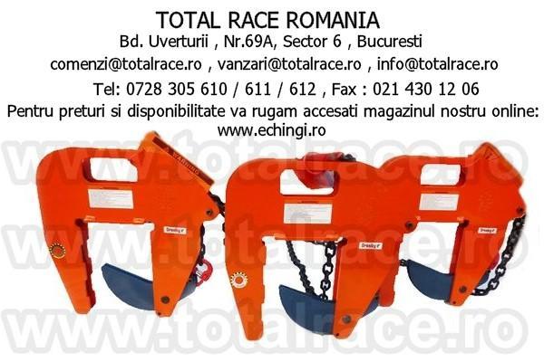 Sisteme de ridicare pe verticala a caminelor de beton Total Race