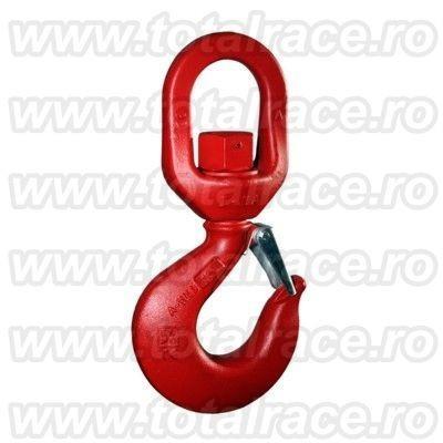 Dispozitive ridicare lant 3 brate cu carlige cu prindere direct pe lant si siguranta