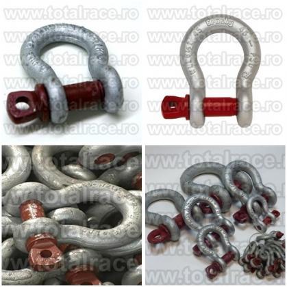 Gambeti / shackles , echipamente de ridicat G209