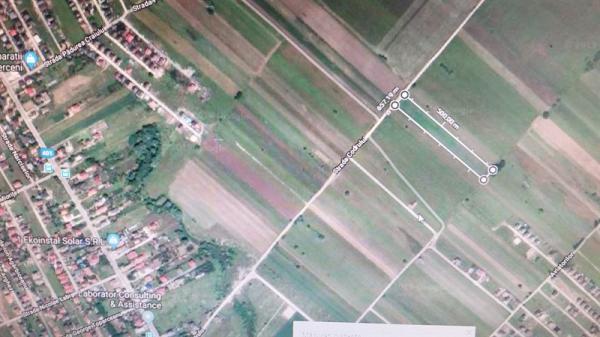 TEREN Pentru Dezvoltatori 9901 mp, BERCENI-IF
