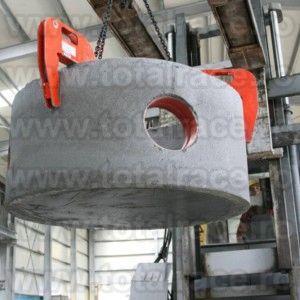 Clesti pentru camine  beton, sisteme pentru ridicat camine de beton