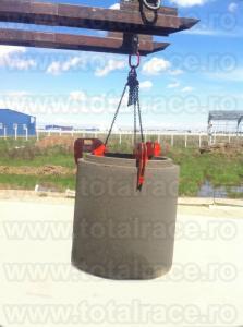 Sisteme de manevrare prefabricate din beton si camine canalizare