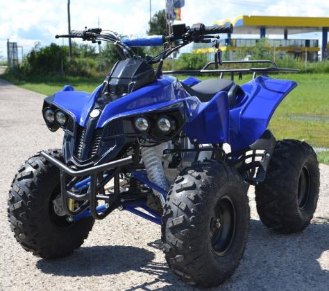 PROMOTIE : ATV NITRO MOTORS WARRIOR LED 3G M8, 2021, SEMI-AUTOMAT