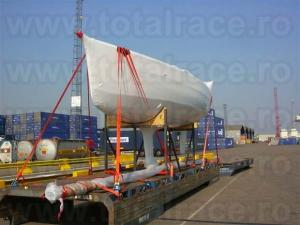 Banda ancorare pentru transport special Total Race