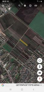 TEREN cu DUBLA Deschidere 9901 mp, BERCENI-IF
