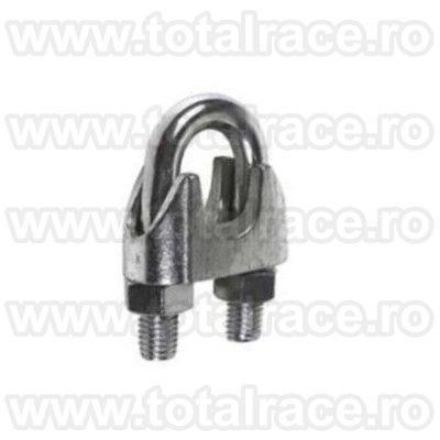 Brida fixare cablu DIN 741  Total Race