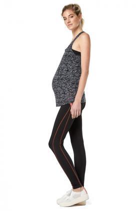 Colanti sport cu dungi gravide Esprit
