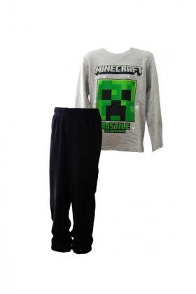 Pijamale copii Minecraft