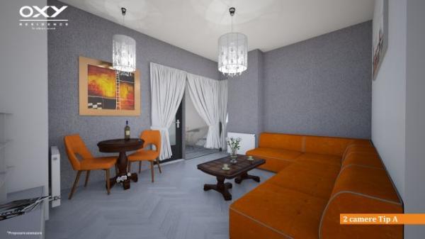 RAHOVA – ANTIAERIANĂ STUDIO TIP A *DISCOUNT 6.500